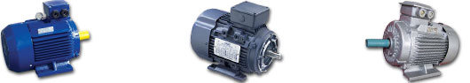 Multiple Electric Motors